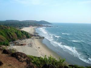 best time to visit Vagator Beach