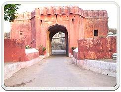 bhadurgarh fort thumb
