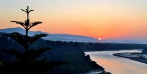 bhalukpong sunset point