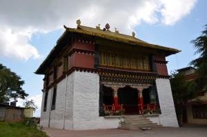 bomdila monastery ancient