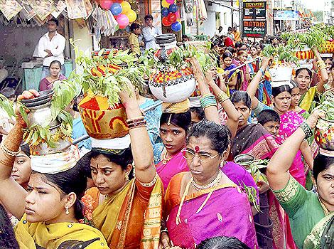 Festivals of Telangana