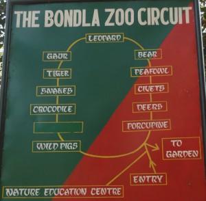 bondla zoo inside