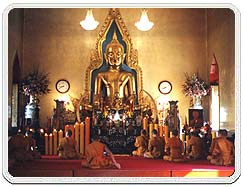 buddhist temple pecharthal