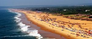 candolim beach goan travels