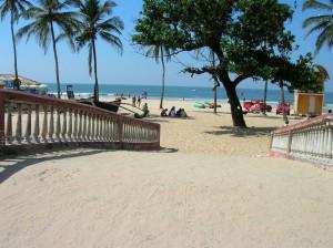 colva beach goan travels