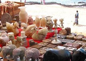 crafts in goa