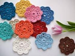 crochet lace placemats 1