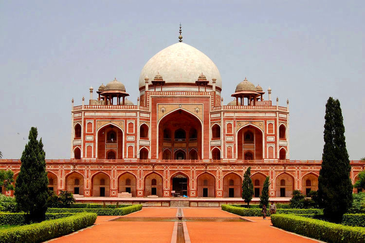 The Golden Triangle – A Kaleidoscope of History