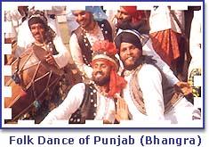folk dance punjab