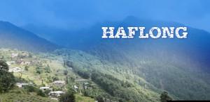 haflong hillstation assam