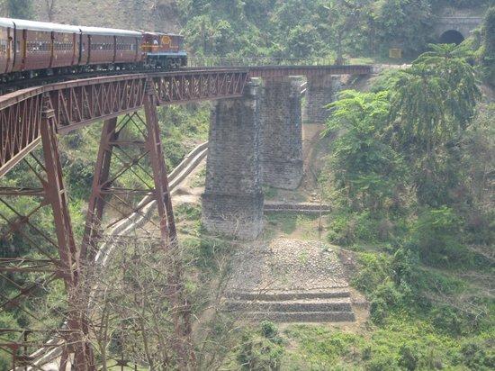 Haflong Hill Station in Assam