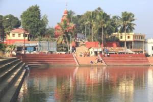 kalyansagar lake tripura sundari temple