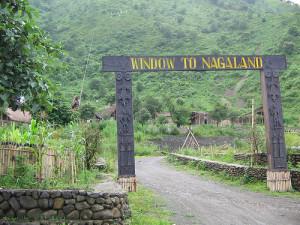 nagaland entry point