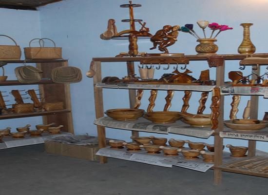 nagaland crafts