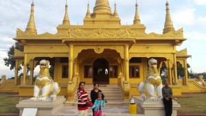 parshuram kund temple