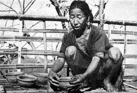 Arts and Crafts in Nagaland
