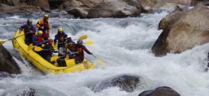 rafting in arunachal