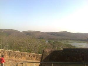 rajbag lake
