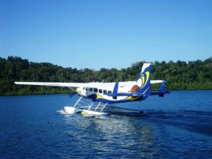 seaplane in andaman