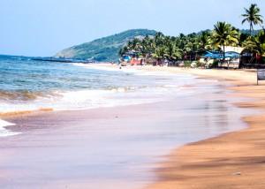 serenity beach view