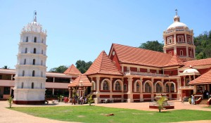 shree shantadurga temple