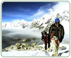 sikkim mountaineering
