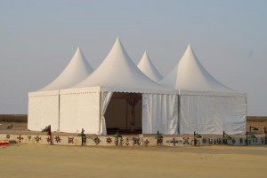 tents of rann utsav