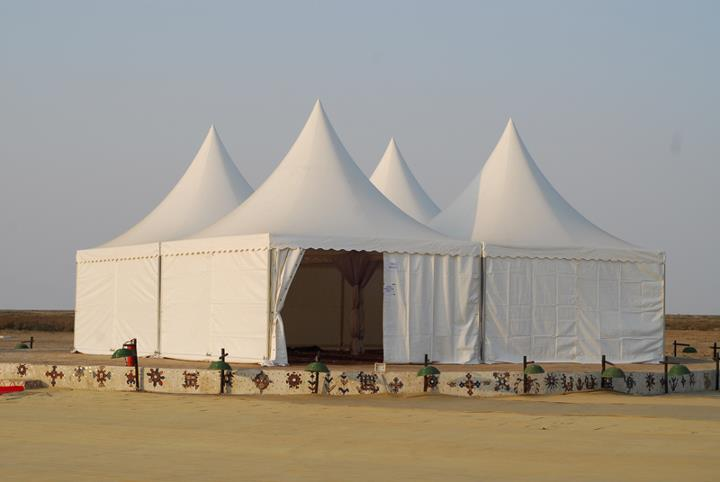 tents of rann utsav
