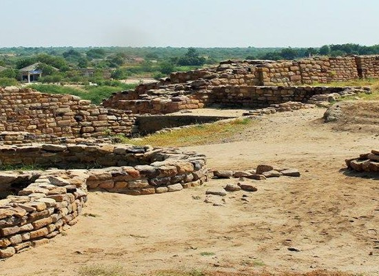 the harrappa civilisation