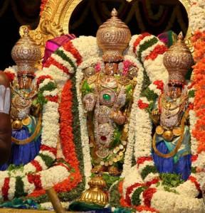 tirupati brahmotsavam festival alankara