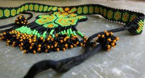 tribal Bead work jhabua