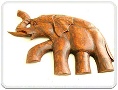 wood carving big