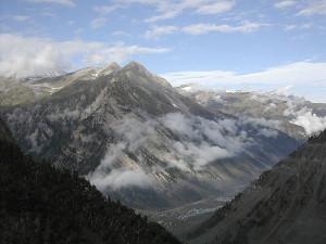 A view from Zoji La