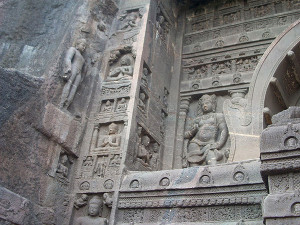 Ajanta and Elora caves