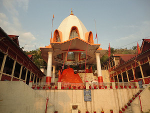 Ancient Temple Hari Parbat