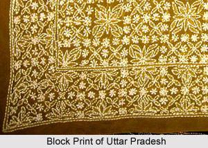Block Print of Uttar Pradesh