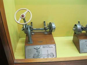 Car Steering Model