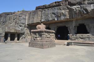 Cave at Ellora