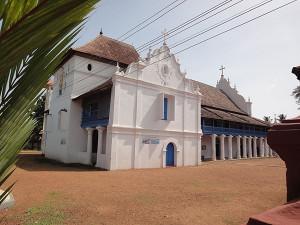 Champakulam St. Marys Church Valia Palli