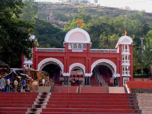 Chaturshringi TempleGates