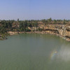 Chitrakot panoramic