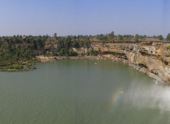 Chitrakot panoramic