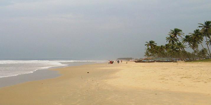 Colva-Beach Mumbai