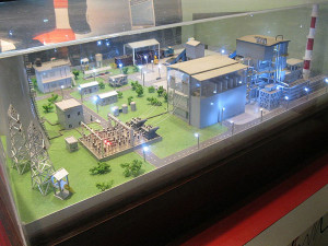 Electricity Demo Model view