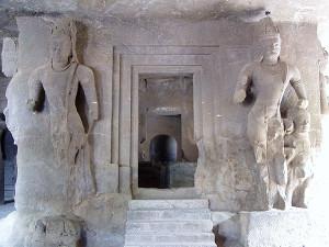 Elephant Lingam shrine