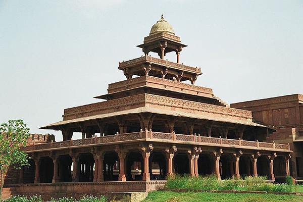 Fatehpur_Sikri_Panch_Mahal
