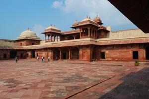Fatehpur Sikri view