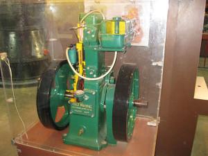 Field Marshal Diesel Engine
