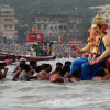 Ganesh Chaturthi Celebration In Mumbai