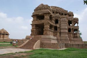 Gwalior temple